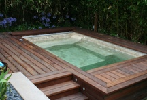 Hot Tubs and Pools / by Cindy Hall