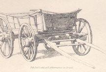 My Regency World - Transportation / For more Regency World information, go to: http://www.lesleyannemcleod.com/regencyworld.html