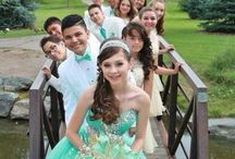 Quinceaneras- Your day...Your way! / Let us help you with your special 15th bday.