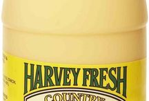 Harvey Fresh Custard Range