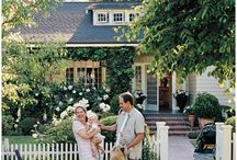 Cottage Style / by Rebecca Frost Rosenberg