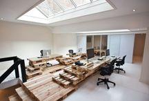 Office / Work / by DAW
