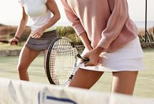 Tennis / Looks like I'm gonna play more tennis in my life..lets start by choosing the outfit right..
