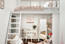 Chambres / C'est une chambre qui pourrai être un modèle pour la vôtre ou pour une nouvelle chambre!