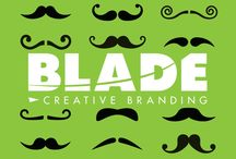 Blade #Movember 2014 / Blade is proud to participate in Movember and help support the fight against Men's Cancers and Mental Illness! http://mobro.co/bladebranding / by Blade Branding
