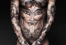 Tattoo boy