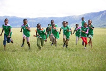 Children at Play / No matter where children are from, play is the building blocks of lifelong learning.  / by UNICEF