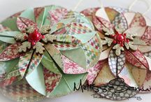 Christmas ornaments / by Kimberly O'Grady