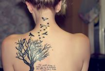 tattoos / by Grace Ridings