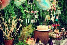 |decoração de festas| bruxas/encantados