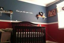 Mickey Bedroom Ideas