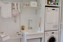 LAUNDRIES AND SCULLERIES / Lovely Laundries and sculleries