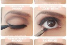 Eye make up tipps