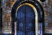 Beautiful doors / Unusual doors an windows