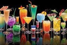 Colour / Cocktails
