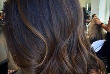 cabelo iluminado natural