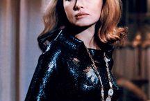 Julie Newmar, (Catwoman).