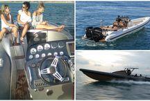 Rib Cruising / Private cruises around Tinos.....