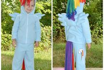 Pony costume