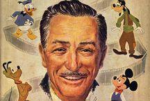 Walt Disney.  1901 - 1966