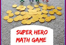 Superhero Maths