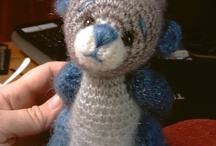 Crochet and Knitting / by Tricia P