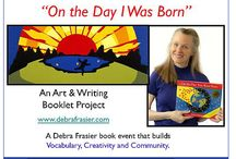 Kid's WRITING WORKSHOP: On the Day You Were Born / Free guide to a step-by-step to the art and writing workshop to create a book about the Day You Were Born. Tested with thousands of students!
