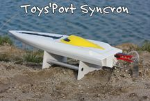 Toys'Port boat models / Very high quality stuff of racing boat models.
