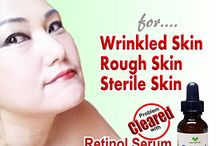 Strong Wrinkle Erase Retinol 205% / The skin is becoming old due to environmental factors. If you do not manage time, The skin will grow old faster. Let's maintain with best anti-aging Serum ., Green Pond Serum this is it..., All the people has been looking for.