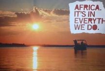 AFRICA <3 / Africa.. It's in everything we do! <3