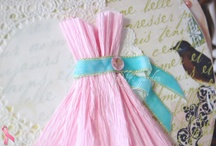 Paper Dolls and Dresses / Paper Dolls and Paper Dresses / by Kaye Miller