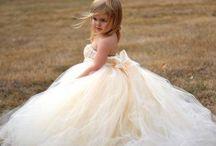 Evie's Wedding Dress !!! / by Erin Murray