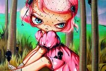 Pinkytoast Art