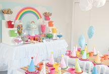 Festa tematica / Festa de bebes