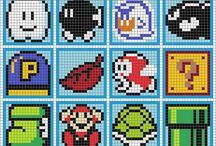 Bead Patterns / Patterns and ideas for bead art.