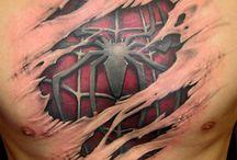 Tattoos! / by Jessi D'Ambrosia