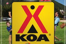 KOA  Must Haves / by Fredericksburg KOA Campground