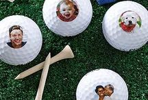 Golf! / Fun Golf items and Personalized Gifts for all the Golf Lovers in your life! And don't forget to use the coupon code PMALLPINS at checkout to get FREE SHIPPING on orders of $65 or more! / by PersonalizationMall.com (PMall.com)