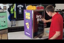 Rm wraps videos / Here's are some video on Mini Fridge wraps, Refrigerator wraps, Door wraps and more.  See more www.rmwraps.com