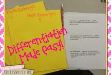 Differentiating Instruction / by Lisa Kendall