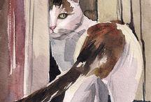 Kotełki, kiciusie, sierściuszki <3