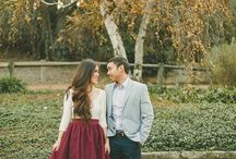 Fall Engagement Outfit Inspiration