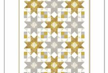 Free Quilt Patterns / Find the right pattern for your next project.  Find your fabrics at Runnstitch.Etsy.com