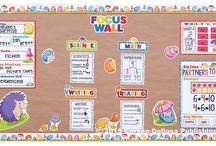 Happy Hedgehogs Classroom Decor / by Carson-Dellosa Publishing
