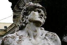 Ελληνικά αγάλματα