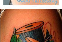Tatuagens / by Flávia Souza