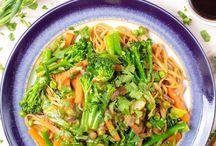 ASIAN INSPIRED DINNER