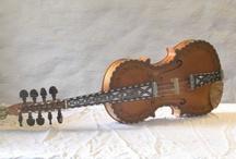 Superb Musical instruments / by Genevieve Koenig