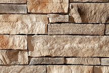 """Weather Ledge: Dutch Quality / Defined by long, linear pieces of varying heights and a distressed, aged surface, each stone is shaped to ensure tight dry stack installation and gives moderate shadow relief, even when grouted. Sizing: Height: 1 ½"""" - 7 ½"""" / Length: 4"""" - 23"""""""
