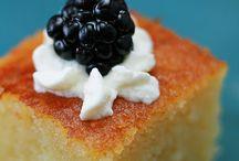 Turkish cakes